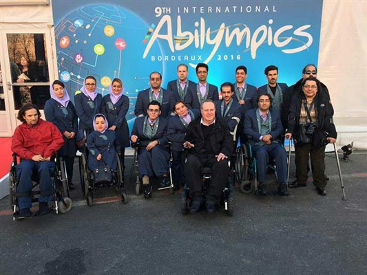 The Abilympics competition 2016